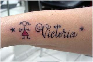 Tattoos De Nombres Y Su Significado Tatuaje Original Fotos De