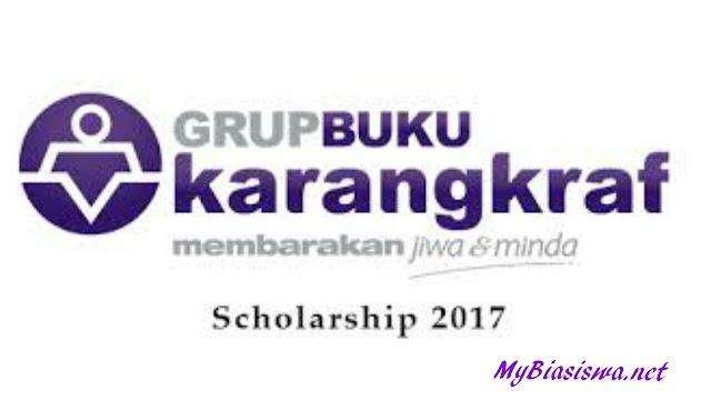 Biasiswa KarangKraf 2017