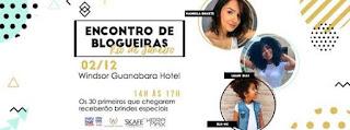 Skafe Cosméticos promove Encontro de Blogueiras no sábado (02/12)