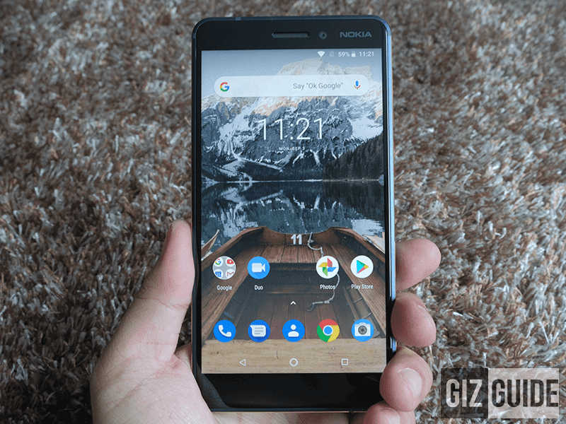 Nokia 6.1 Unboxing and First Impressions