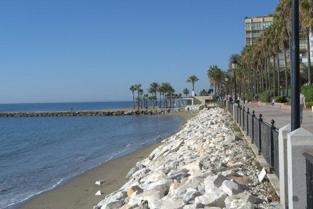 wybrzeże Costa del Sol