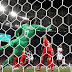 The first goal of Costa Rica in the World Cup Russia