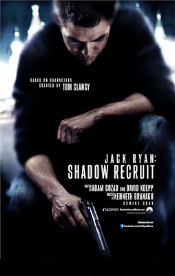Jack Ryan: Shadow Recruit - Poster Oficial