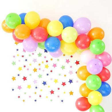 DIY Guirlande de Ballons