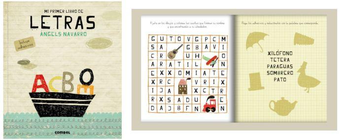 cuento aprender leer escribir, primer libro letras actividades