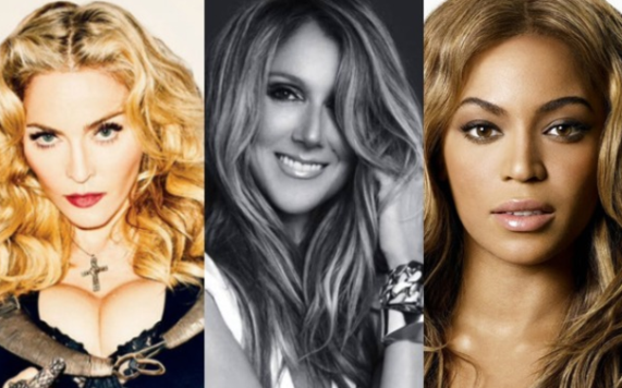 Madonna tops list of America's wealthiest female musicians in 2017, followed by Celine Dion, Barbara Streisand then Beyonce