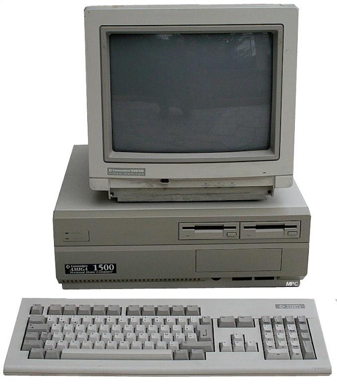 Commodore amiga 1500