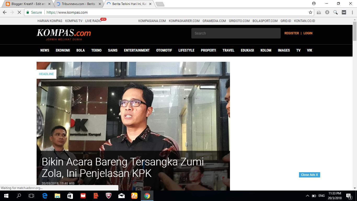 Website terbaik di indonesia 2018