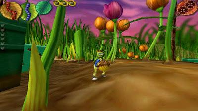 蟲蟲帝國之王子旅行(Bugdom2),3D動作冒險遊戲!