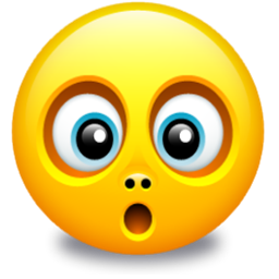 emoticon sorpresa