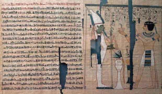 Naskah Kuno Dunia Misterius