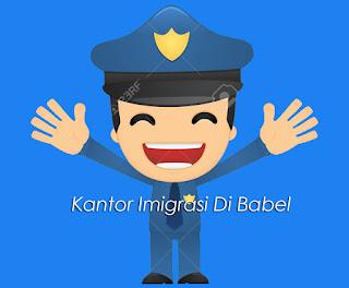 Alamat Kantor Imigrasi Di Babel