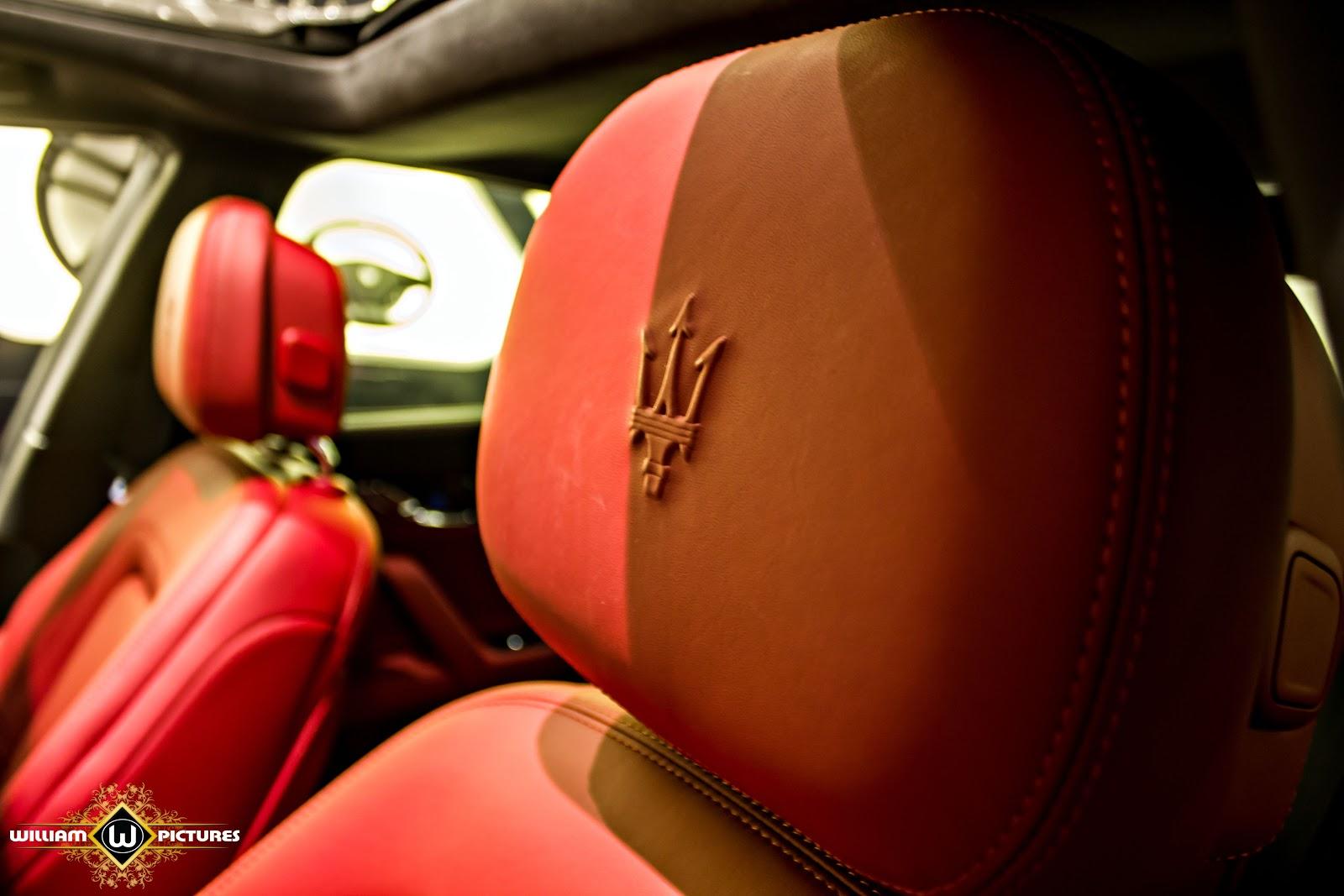 Kiêu sa lộng lẫy như nữ hoàng Maserati Quattroporte