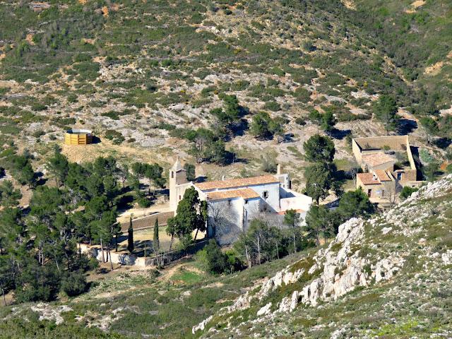 Ermita de Santa Caterina, Toroella de Montgrí