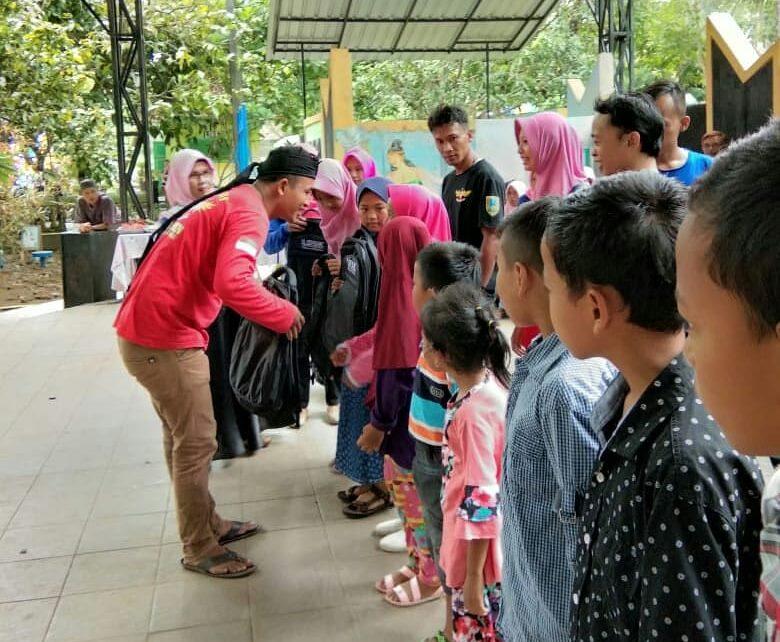 LDSK Kembali Santuni 100 Anak Yatim dan Dhuafa