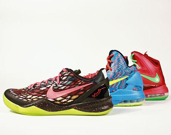 "best website ff3ca 493bc Nike Basketball ""Christmas"" Pack"