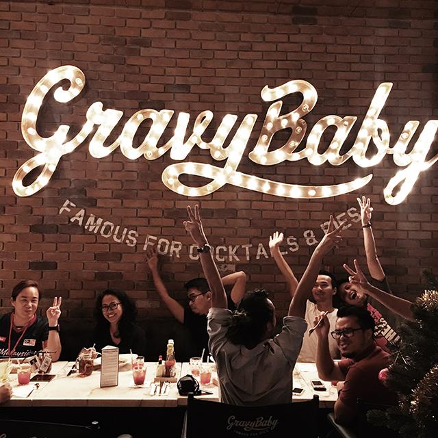 Things To Do In Kuala Lumpur, Gravy Baby