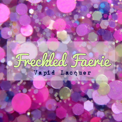 Vapid Lacquer Freckled Faerie