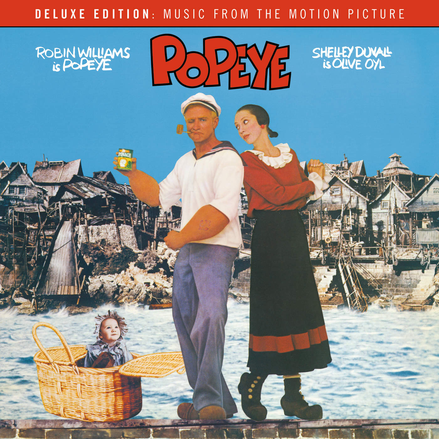 Various Artists – Popeye (Music From the Motion Picture / The Deluxe