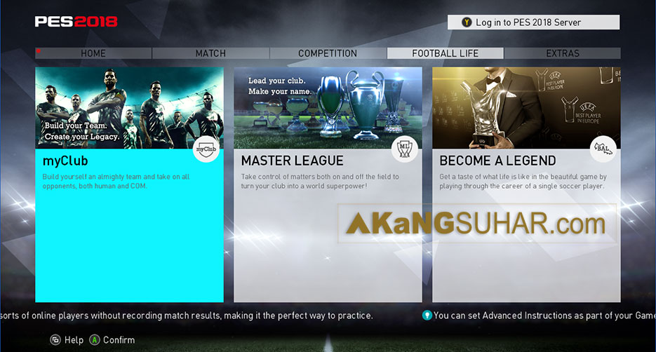 Free download Game PES 2018 Patch Reddit Community Mega Pack Full update terbaru versi crack CPY latest version pes 2018 evolution soccer For PC www.akangsuhar.com