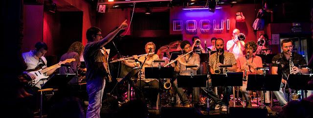 BOGUI Jazz. Tu Club de JAZZ en Madrid.