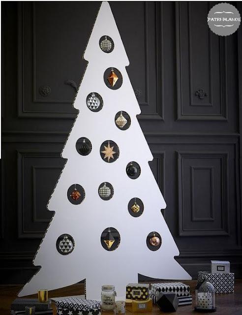 2 mesas y propuestas para navidad