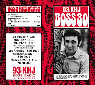 KHJ Boss 30 No. 213 - Scotty Brink