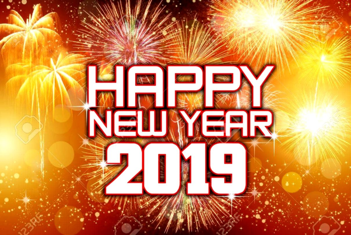 New Year Wallpaper Download Free  Wallpapers in Aja