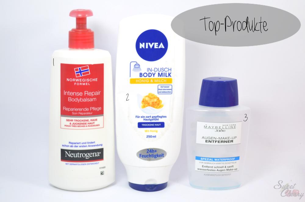 Favoriten | Top- und Flop Produkte im August 2014
