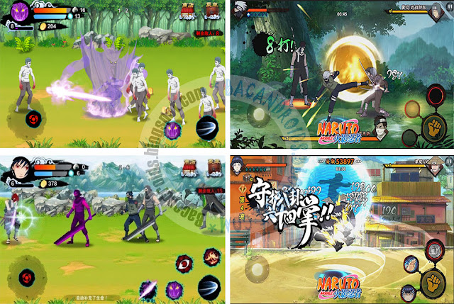free download Naruto Mobile Fighter versi 1.10.12.13 Android New
