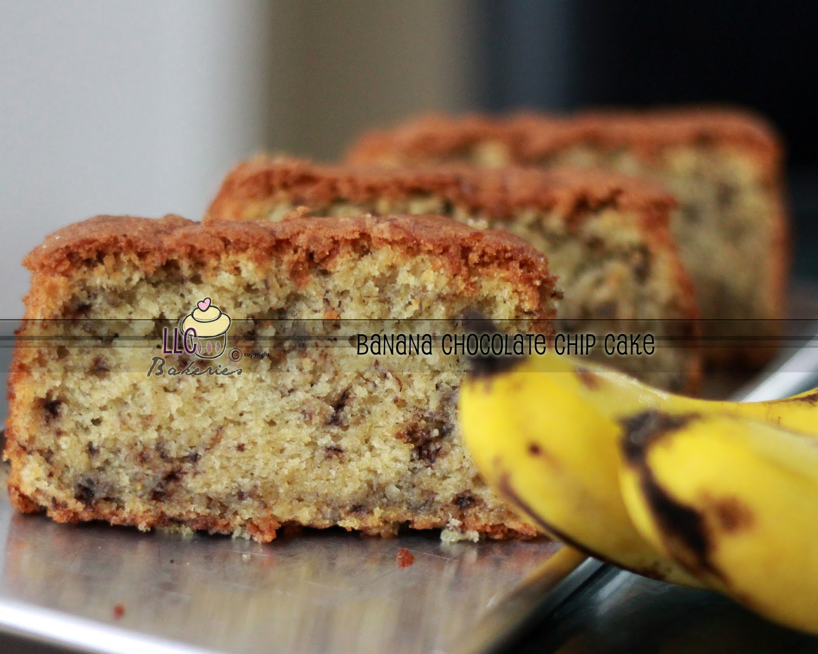 Banana Cotton Cake Recipe