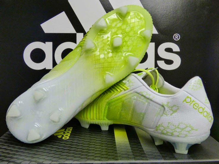 Adidas Predator Instinct Hunt Boot Glow In The Dark Footy Fair