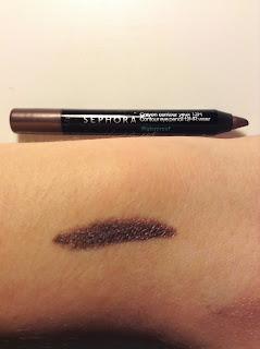 Sephora Contour Eye Pencil in Flirting Game swatch