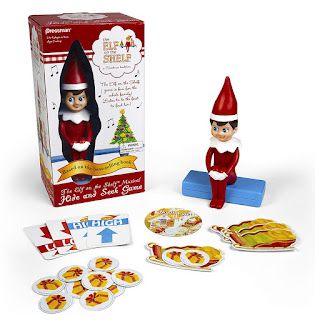 Elf on the Shelf Hide & Seek Game