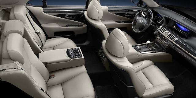 2018 Lexus LS 500 Price