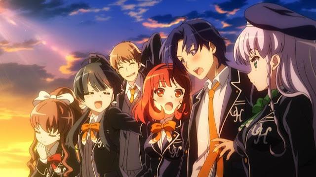 Ushinawareta Mirai wo Motomete - Anime Time Travel Terbaik (Melakukan Perjalanan Waktu)