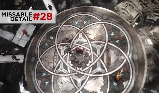 Doutor Estranho simbolismo celta Anciã