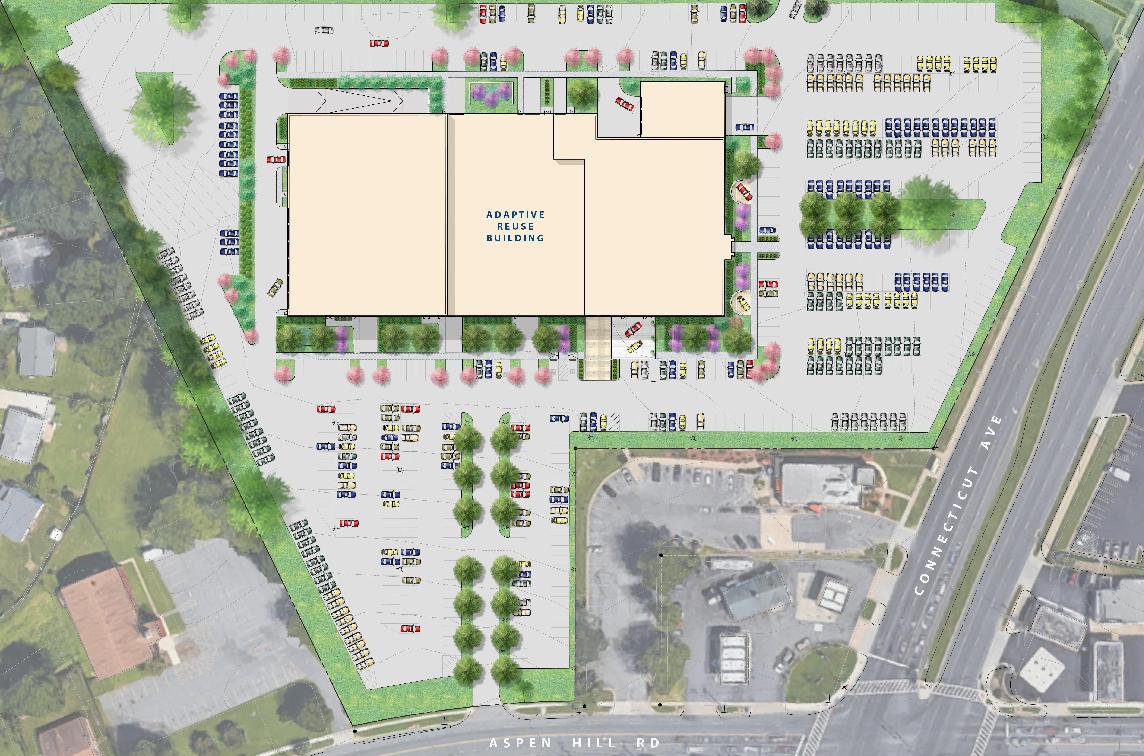 East MoCo More details on new Lindsay Ford dealership in Aspen Hill