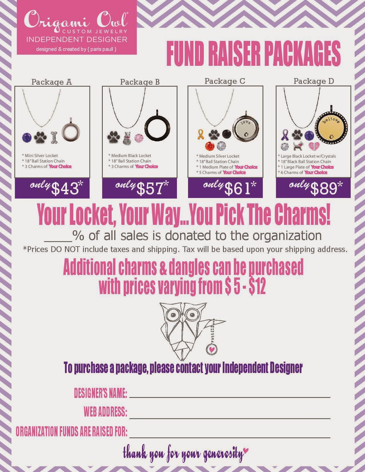 Start Your Origami Owl Business - Direct Sales, Party Plan and ... | 1600x1236