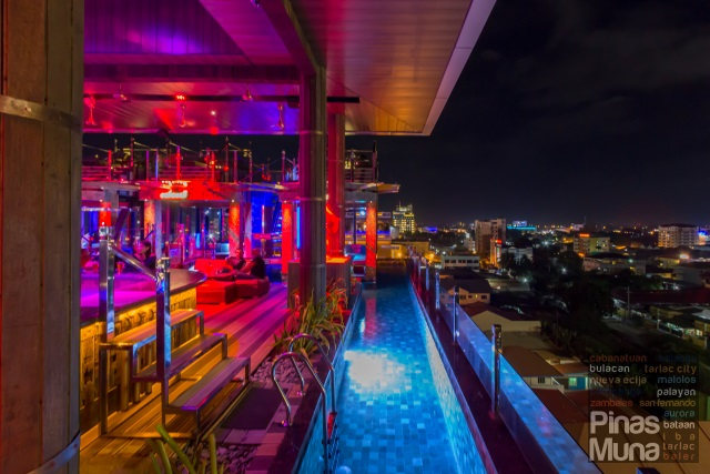 Aqua Beach Club in Angeles City