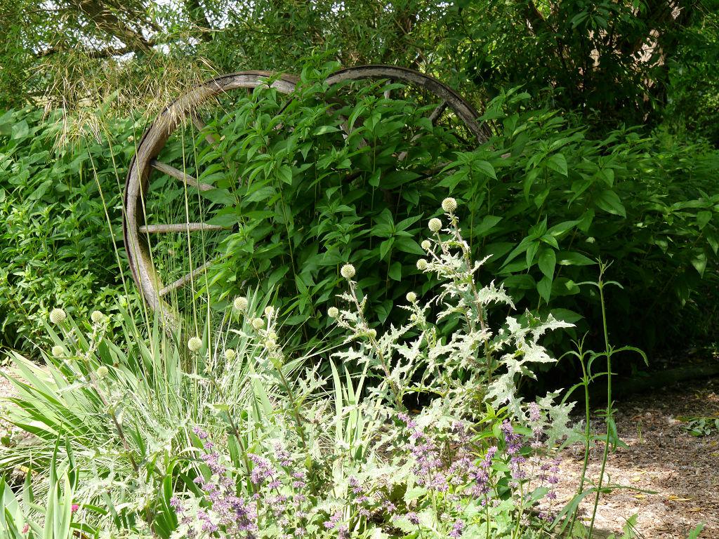Garten Impressionen Garten Moorriem Sommer In Der Wesermarsch