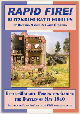 Rapid Fire! Blitzkrieg Battlegroups