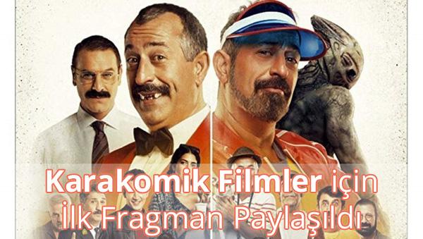 Karakomik Filmler Fragman İzle