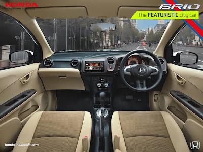 Honda Brio Indonesia | Harga, Warna dan Spesifikasi