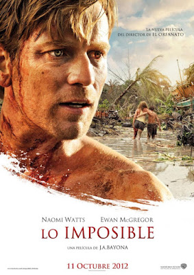 Lo Imposible (The Impossible) 2012 DVD R1 NTSC Latino