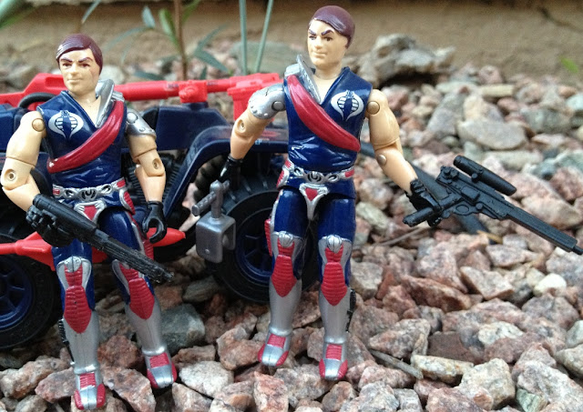 1985 Tomax, Xamot, Ferrett, Crimson Guard Commanders, Crimson Twins