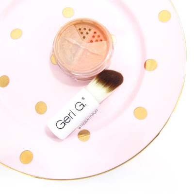 geri g cosmetics - the beauty puff