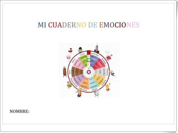 """""""Mi Cuaderno de Emociones"""""""
