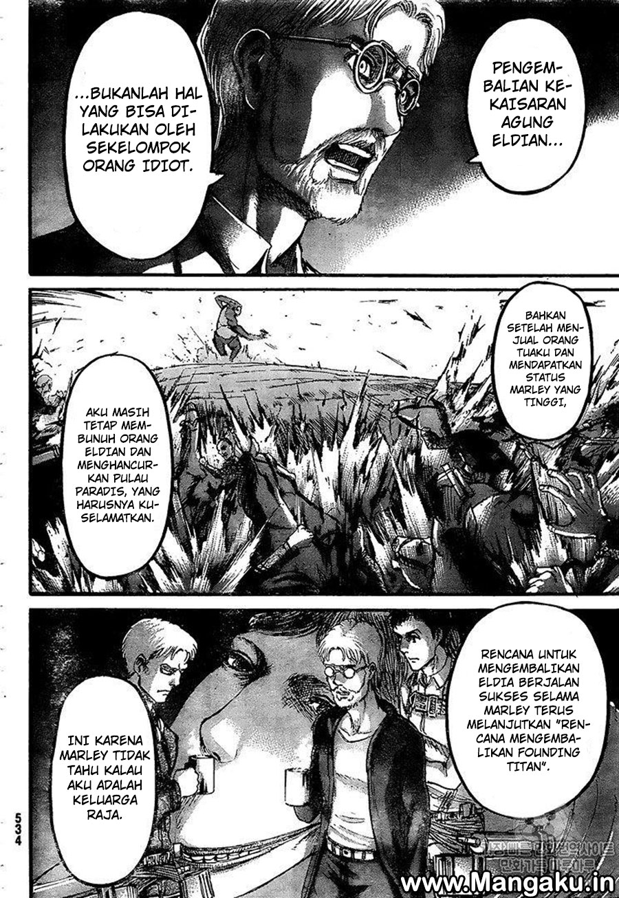 Baca Komik Manga Shingeki no Kyojin Chapter 107 Komik Station
