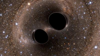 Ondas gravitacionais enfim confirmadas! Uhuuu... Mas o que é isso?